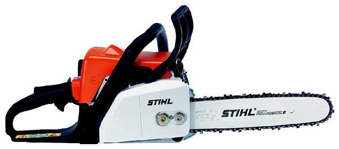 Пила бензиновая Stihl MS 180 SUPER
