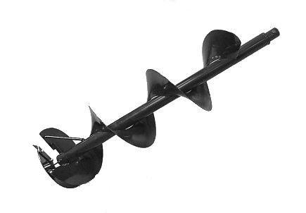 Шнек для льда d=20mm.d=250mm Carver